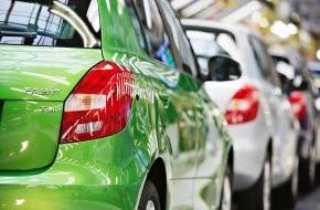 Skoda Auto Deutschland GmbH: Werksferien: Produktion bereitet mit Hochdruck Anlauf des neuen SKODA Fabia vor