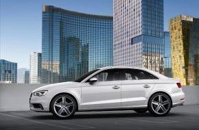 Audi AG: AUDI AG: zweistelliges Absatzwachstum auch im April