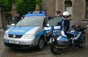 Polizeidirektion Hannover: POL-H: Herzliche Einladung / Bitte um Vorankündigung  Ein Tag mit der Polizei    Hannover