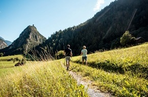 Ferienregion TirolWest: Erholungswandern in TirolWest