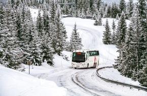 Continental Reifen GmbH: Busunternehmer sparen oft an Winterreifen