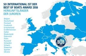 """Messe Berlin GmbH: """"Best of Boats Award 2016"""" noch internationaler und mit neuen Kategorien"""