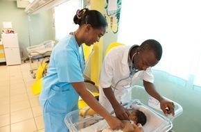 nph deutschland e.V.: Wenn das Geburtsland über die Gesundheit entscheidet / Kaum eines der gesundheitsbezogenen Millenniumsziele wird erreicht