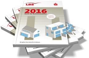 Bundesgeschäftsstelle Landesbausparkassen (LBS): LBS-Immobilienpreisspiegel für 925 Städte jetzt online / Freie Recherche in umfangreicher Datenbank zum Wohnungsmarkt möglich