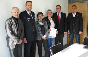 Polizeipräsidium Reutlingen: POL-RT: Gemeinsame Presse-Information: Sicherheit für Seniorinnen und Senioren (Tübingen)