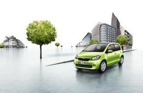 Skoda Auto Deutschland GmbH: SKODA CITIGO: neue Ausstattungshighlights für den Kleinsten von SKODA