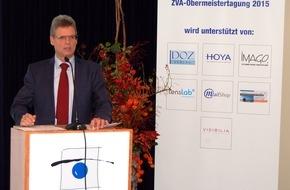Zentralverband der Augenoptiker und Optometristen - ZVA: Mehr Selbstbewusstsein wagen