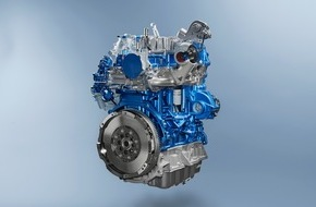 Ford-Werke GmbH: Ford EcoBlue: neue Dieselmotorengeneration für mehr Leistung, weniger Verbrauch, geringere Emissionen