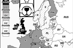 Sucht Schweiz / Addiction Suisse / Dipendenze Svizzera: SFA-Präventionstipp des Monats - Promillegrenzen auf Europas Strassen: Bei Autoferien im Ausland einen klaren Kopf und den Fahrausweis behalten!
