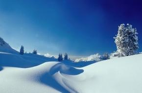 Alpenregion Bludenz: Alpenstadt Bludenz: Berge.hören im Schnee