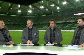 """Sky Deutschland: Wird das Wunder real oder lässt Real die """"Wölfe"""" heulen? Real Madrid - VfL Wolfsburg am Dienstag live nur bei Sky / Hamann glaubt an Wolfsburg, Matthäus und Metzelder tippen auf heimstarkes Real"""