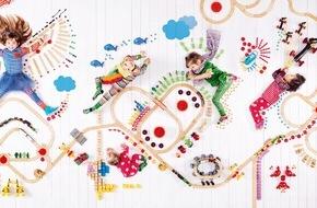 Ravensburger AG: Ravensburger acquires renowned Swedish toy company BRIO (FOTO)