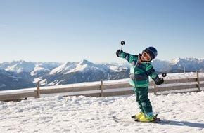ALPBACHTAL SEENLAND Tourismus: Gratis Skifahren für Kinder in Tirol