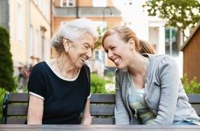 DVAG Deutsche Vermögensberatung AG: Pflegefall in der Familie - wie Sie Ihre Finanzen und Arbeitsstelle schützen