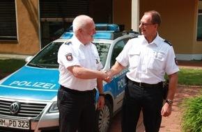 Polizeiinspektion Hameln-Pyrmont/Holzminden: POL-HM: Personelle und organisatorische Veränderungen bei der Polizeistation Emmerthal zum 01. Juni