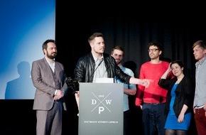 """Deutsche Werbefilmakademie e.V.: Deezer-Spot """"Nutjob"""" von Bigfish und Dojo ist bester Werbefilm 2015"""