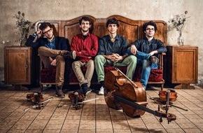 SWR - Südwestrundfunk: Vision String Quartet in Edenkoben live erleben