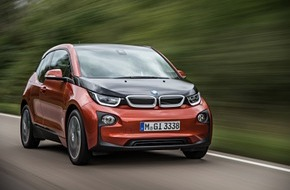 BMW Group: BMW Group erzielt im Mai erneut Absatzsteigerung (FOTO)