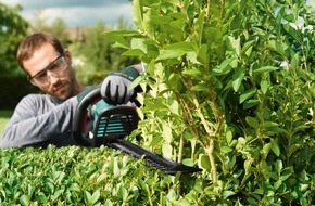 Aktion Gesunder Rücken e. V.: Gartenfreuden ohne Rückenschmerzen / Profitipps für Hobbygärtner
