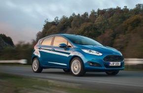Ford-Werke GmbH: Die neue Ford Auto-Versicherung: attraktives Einführungsangebot für private Fiesta- und Focus-Neuwagenkunden