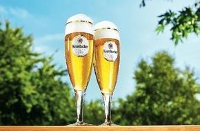 """Krombacher Brauerei GmbH & Co.: Beste Produktqualität - Platz 1 und Prädikat """"Gold"""" für Krombacher"""