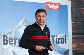 Tirol Werbung: Tirol bringt den Bergwinter nach Berlin