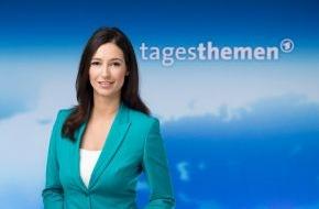 """NDR / Das Erste: Pinar Atalay: Einstand bei den """"Tagesthemen"""" am 7. März"""