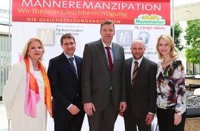 """Mestemacher GmbH: Mestemacher: Einladung zur Pressekonferenz / 10. Verleihung """"Mestemacher Preis Spitzenvater des Jahres"""""""