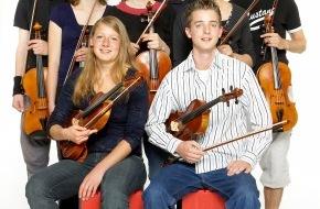 Schweizer Jugend-Sinfonie-Orchester: Schweizer Jugend-Sinfonie-Orchester - Das SJSO bald wieder unterwegs