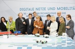 Ericsson GmbH: 5G-Technologie inhaltlicher Schwerpunkt auf dem Nationalen IT-Gipfel 2015