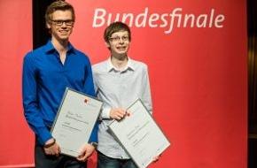 Gemeinnützige Hertie-Stiftung: Hier kommen Deutschlands beste junge Debattanten / Bundesfinale Jugend debattiert in Berlin