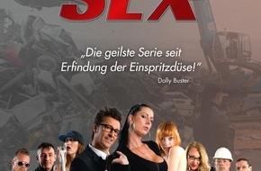 """Beate-Uhse.TV: Sex auf dem Schrottplatz / """"Auto, Motor, Sex"""" - In der neuen Serie lässt es Beate-Uhse.TV zum 15. Sendergeburtstag ordentlich krachen"""