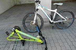 Polizeipräsidium Südhessen: POL-DA: Bergstraße/ Lorsch: Diebesgut liegt bei der Polizei zur Abholung bereit / Wer erkennt sein Eigentum?