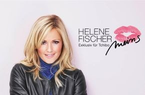 Tchibo GmbH: Helene Fischer ist das neue Tchibo Gesicht