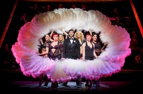 Stage Entertainment Stuttgart: Vom Broadway nach Stuttgart: Schauspieler Pasquale Aleardi ab sofort auf der CHICAGO-Bühne