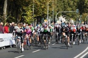 Skoda Auto Deutschland GmbH: Radsport-Klassiker: SKODA unterstützt Sparkassen Münsterland Giro.2014