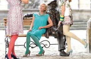 medi GmbH & Co. KG: Festspiele der Trendfarben: Kompressionsstrümpfe bei Venenleiden