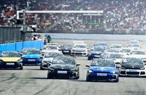 GAZPROM Germania GmbH: Gazprom und Volkswagen kooperieren im Motorsport