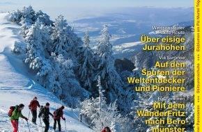 Wandermagazin SCHWEIZ: Wandermagazin SCHWEIZ: Outdoor Solothurn/ Wandern rund um Solothurn und im Jura