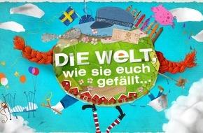 Der Kinderkanal ARD/ZDF: Programmschwerpunkt: Die Welt, wie sie euch gefällt. / KiKA und ZDF begrüßen die Sommerferien mit großem Astrid Lindgren-Wochenende
