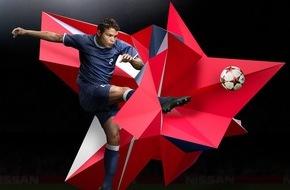 Nissan Switzerland: Nissan sorgt für elektrisierende Stimmung beim UEFA Champions League Finale in Berlin