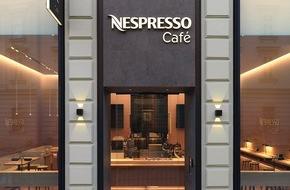 Nestle Nespresso SA: Weltweit erstes Nespresso Café in Wien - Nespresso ermöglicht Kaffeeliebhabern ein völlig neues Premium-Kaffeeerlebnis