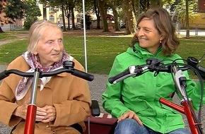 """SWR - Südwestrundfunk: Pflegenotstand: SWR bringt zwei Schwerpunkt-Dokus  """"betrifft: Gute Pflege - eine Frage der Haltung?"""", 21. September / """"betrifft: Daheim oder ins Heim? Wenn die Eltern Pflege brauchen"""""""