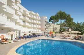 alltours flugreisen gmbh: alltours Gruppe übernimmt Hotel Paguera Park (4,5*) und baut Position von allsun Hotels auf Mallorca weiter aus / Eigene Hotelkette betreibt jetzt 28 Ferienhotels in Spanien (FOTO)