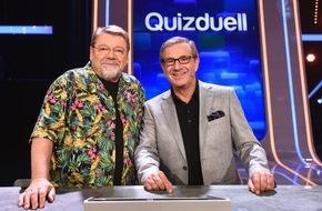 """ARD Das Erste: Das Erste / Großes Staraufgebot beim """"Quizduell-Olymp"""" mit Jörg Pilawa / 19 neue Folgen ab 6. Mai 2016, freitags, 18:50 Uhr im Ersten"""