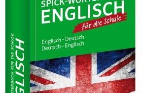 PONS GmbH: Spick-Wörterbücher Französisch und Englisch: Ab sofort ganz entspannt im Englisch- und Französischunterricht (FOTO)
