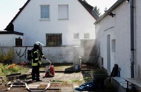 Freiwillige Feuerwehr Menden: FW Menden: Übung: Zwischenfall im Gebäude des ASB