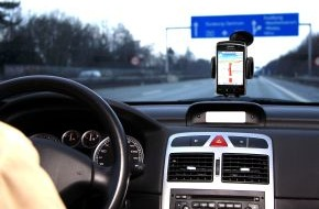 Vodafone GmbH: Vodafone: Navigationssysteme