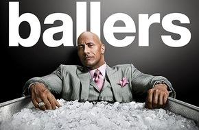 """Sky Deutschland: Sky On Demand präsentiert Premiere der beiden HBO-Comedyserien """"Ballers"""" und """"Vice Principals"""" am 17. Juli"""
