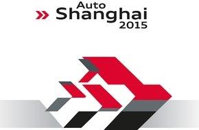 Audi AG: Audi e-tron-Offensive auf der Auto Shanghai 2015